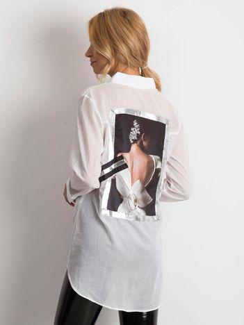Biała koszula Mesmerized