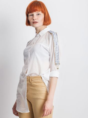 Biała koszula Secondly