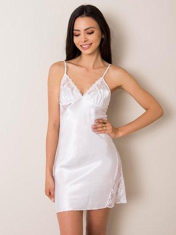 Biała koszula nocna Tinnie