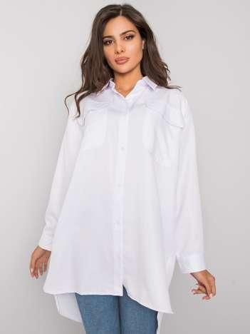 Biała koszula oversize Cathy