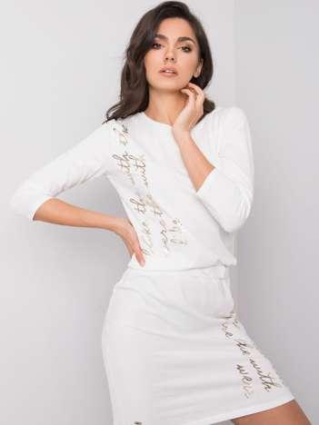 Biała sukienka Esme