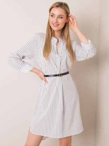 Biała sukienka Milla