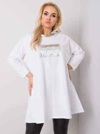 Biała tunika Zoe