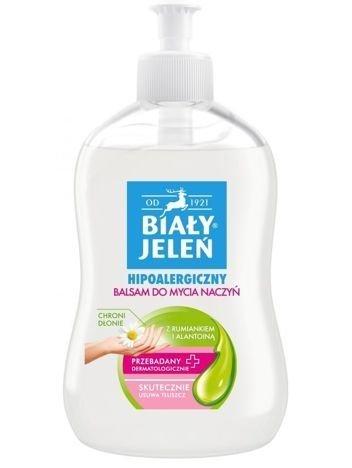 Biały Jeleń Balsam do mycia naczyń z rumiankiem i alantoiną 500 ml