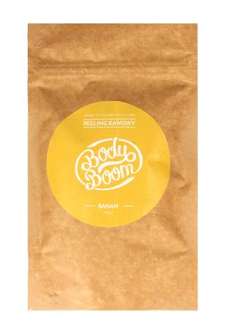 Bielenda Body Boom Peeling kawowy do ciała - Banan 100 g