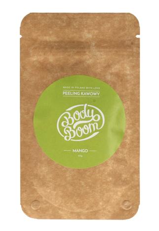 Bielenda Body Boom Peeling kawowy do ciała - Mango 30 g