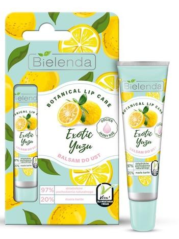 Bielenda Botanical Lip Care Exotic Yuzu Balsam do ust 10 g