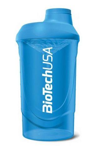 BioTech Shaker 0,6l błękitny