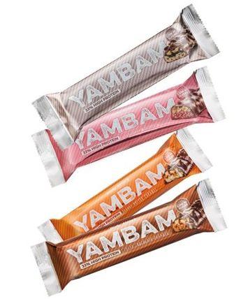 Body Attack - Yambam - 80g peanut caramel