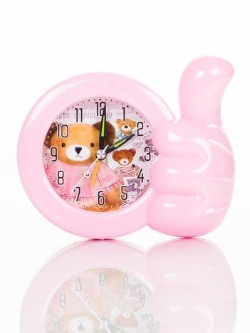 Budzik dziecięcy zegarek - urocze MISIE