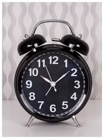 Budzik klasyczny z podświetleniem nocnym zegarek