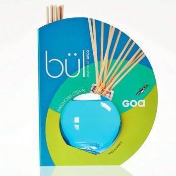 CLEM-GOA Dyfuzor zapachowy BÜL 200 ml - Paczuli z cedrem