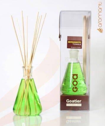 CLEM-GOA Dyfuzor zapachowy CLASSIQUE 300 ml - Bergamotka z tonką