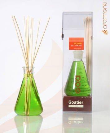 CLEM-GOA Dyfuzor zapachowy CLASSIQUE 300 ml - Kwiat tiary