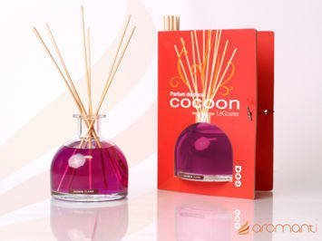 CLEM-GOA Dyfuzor zapachowy COCOON 250 ml - Jaśmin z Ylang