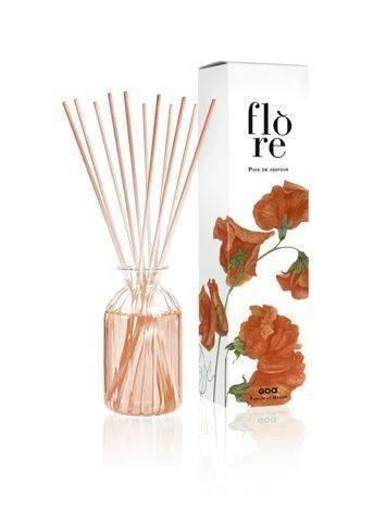 CLEM-GOA Dyfuzor zapachowy FLORE 260 ml - Groszek pachnący