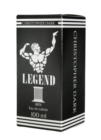 """Christopher Dark Men Legend Woda toaletowa 100ml"""""""