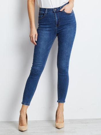 Ciemnoniebieskie jeansy Practice