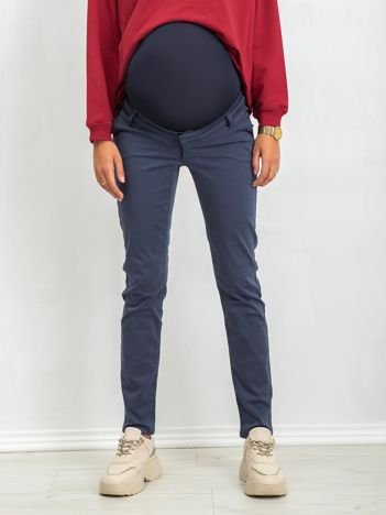 Ciemnoniebieskie spodnie Jess