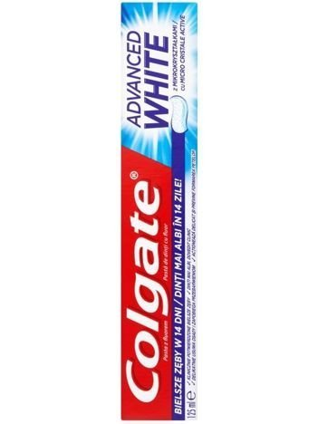 Colgate Pasta do zębów Advanced White 125 ml