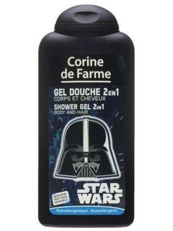Corine de Farme Żel myjący dla dzieci 2 w 1 Star Wars  250 ml