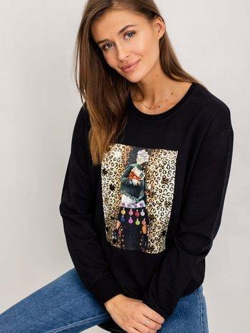 Czarna bluza Rebecca
