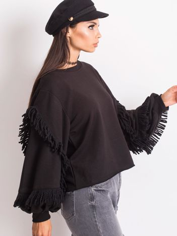 Czarna bluza Silvia