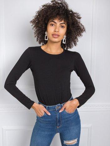 Czarna bluzka Basic