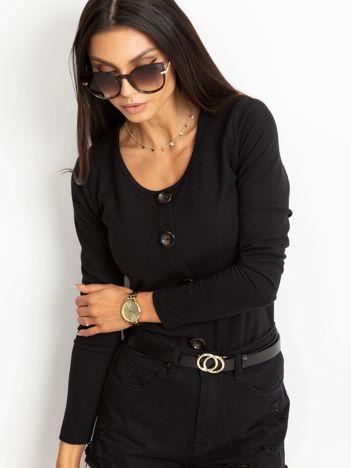 Czarna bluzka Eliane