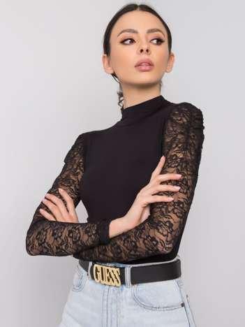 Czarna bluzka Gilianna RUE PARIS