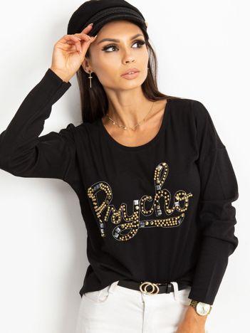 Czarna bluzka Megan