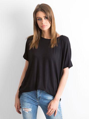 Czarna bluzka Oversize