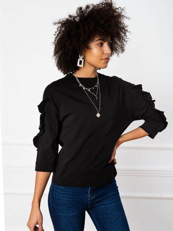 Czarna bluzka Sarah