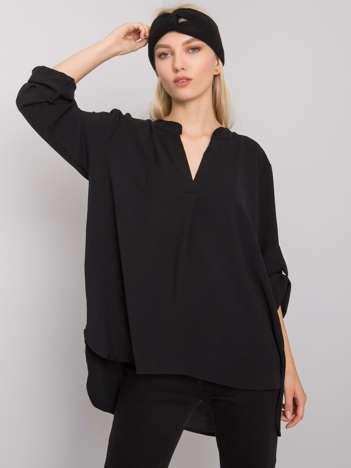 Czarna bluzka oversize Portland