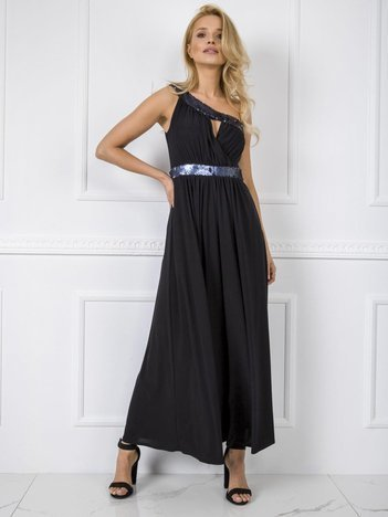 Czarna sukienka Ashley