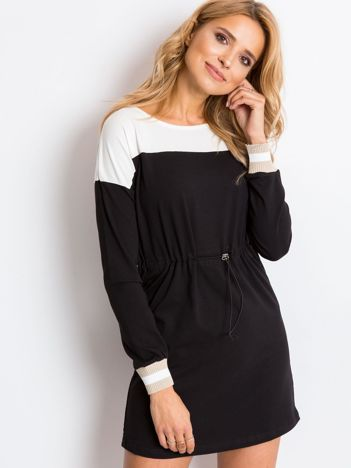 Czarna sukienka Brightside