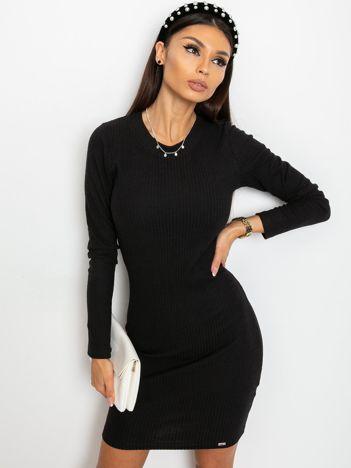Czarna sukienka Catherine