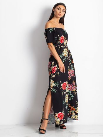 Czarna sukienka Changing