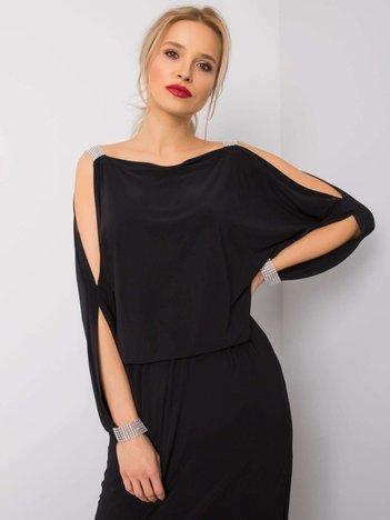 Czarna sukienka Claire