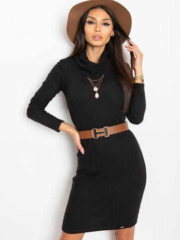 Czarna sukienka Cleo