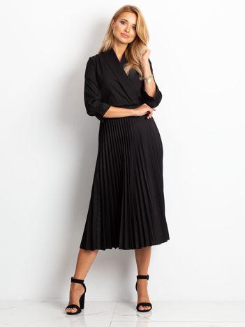 Czarna sukienka Hope