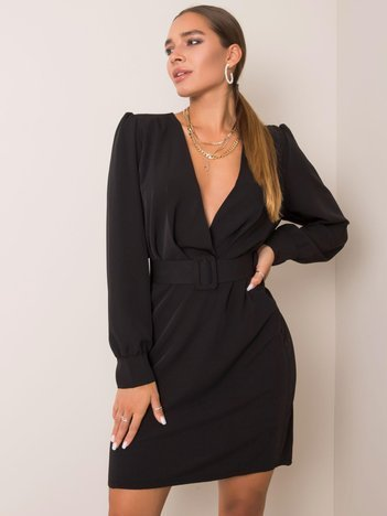 Czarna sukienka Maisa