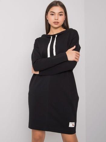 Czarna sukienka Meriden