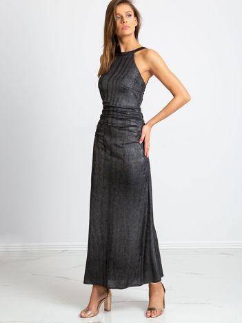 Czarna sukienka Night