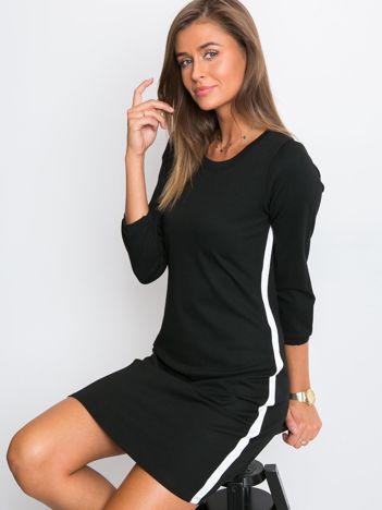Czarna sukienka Swift