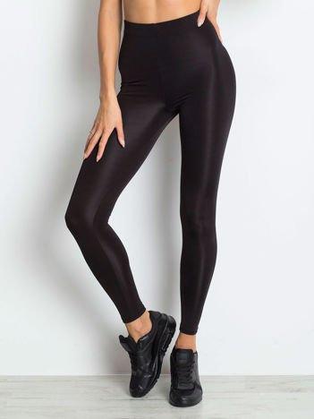 Czarne legginsy Inherently