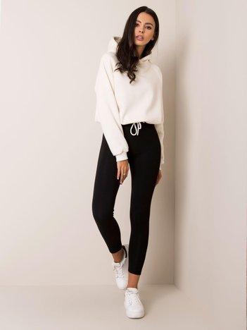 Czarne legginsy Marla