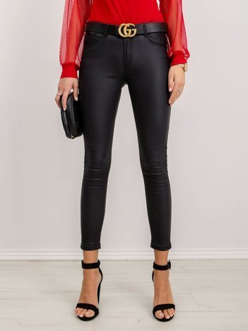 Czarne spodnie Everyday