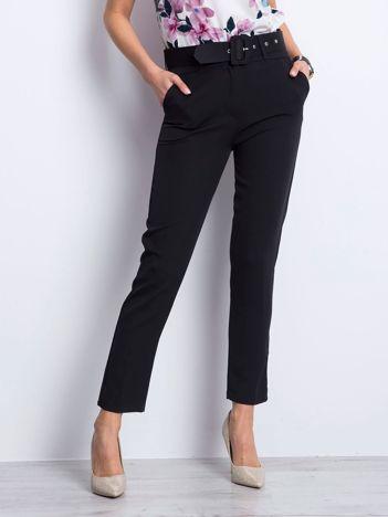 Czarne spodnie Invitation