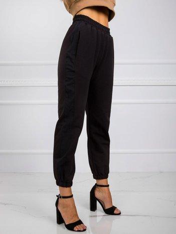 Czarne spodnie Tina RUE PARIS